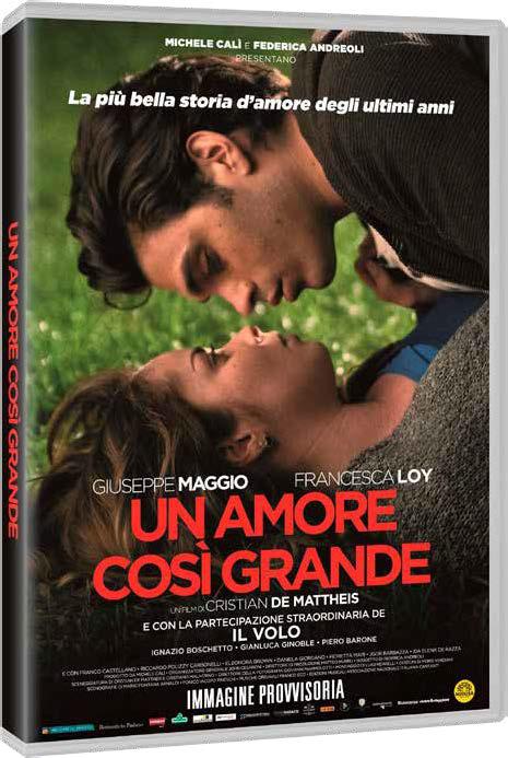 UN AMORE COSI' GRANDE (DVD)