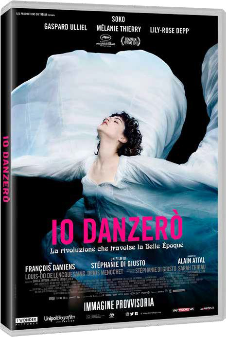 IO DANZERO' (DVD)