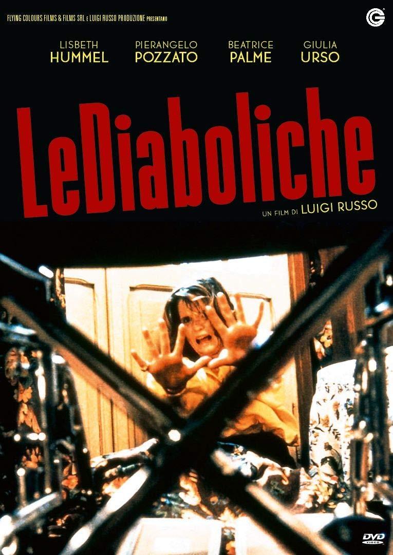 LE DIABOLICHE (DVD)