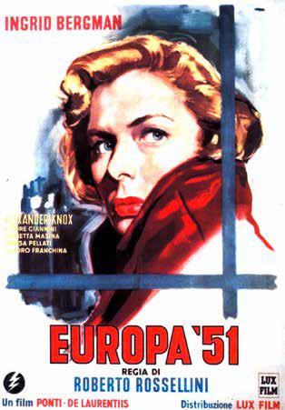 EUROPA 51 - BLU RAY