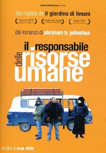 IL RESPONSABILE DELLE RISORSE UMANE (DVD)