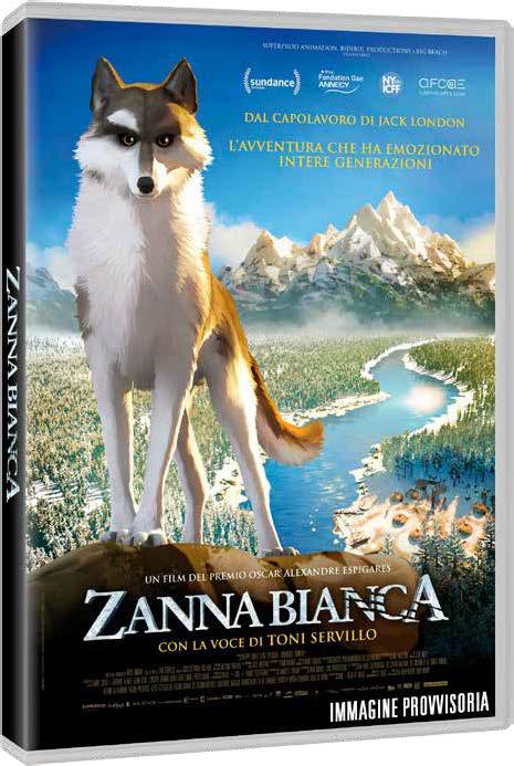ZANNA BIANCA - BLU RAY