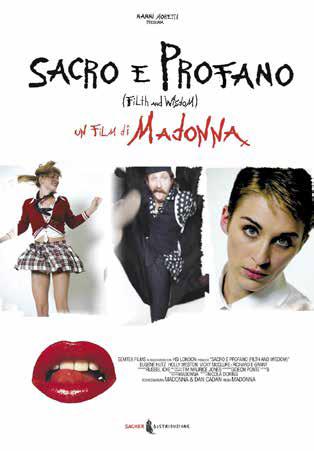 SACRO E PROFANO - 2008 (DVD)