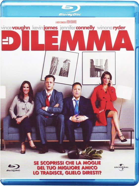 IL DILEMMA - BLU RAY