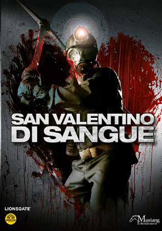 SAN VALENTINO DI SANGUE (DVD)