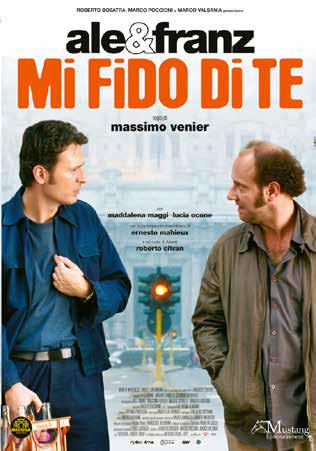 MI FIDO DI TE (DVD)