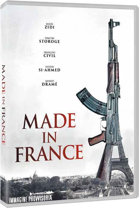 MADE IN FRANCE - BLU RAY