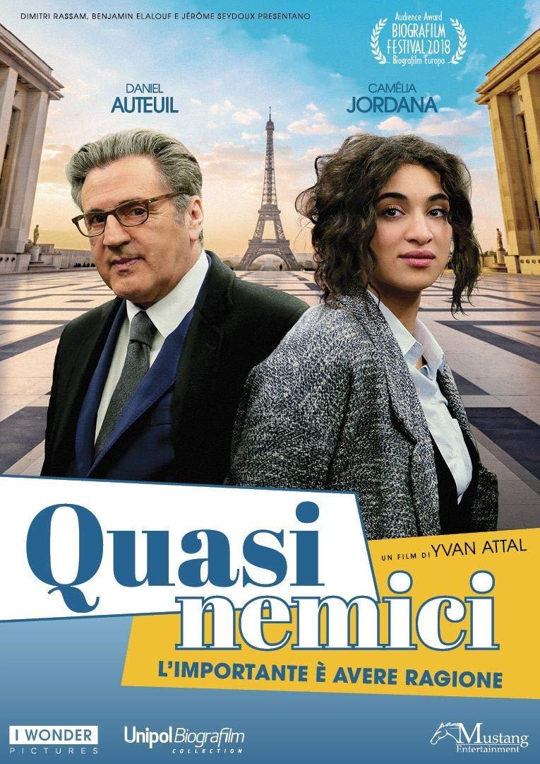 QUASI NEMICI (DVD)
