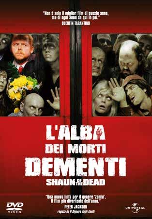 L'ALBA DEI MORTI DEMENTI (DVD)