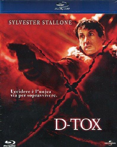 D-TOX - BLU RAY