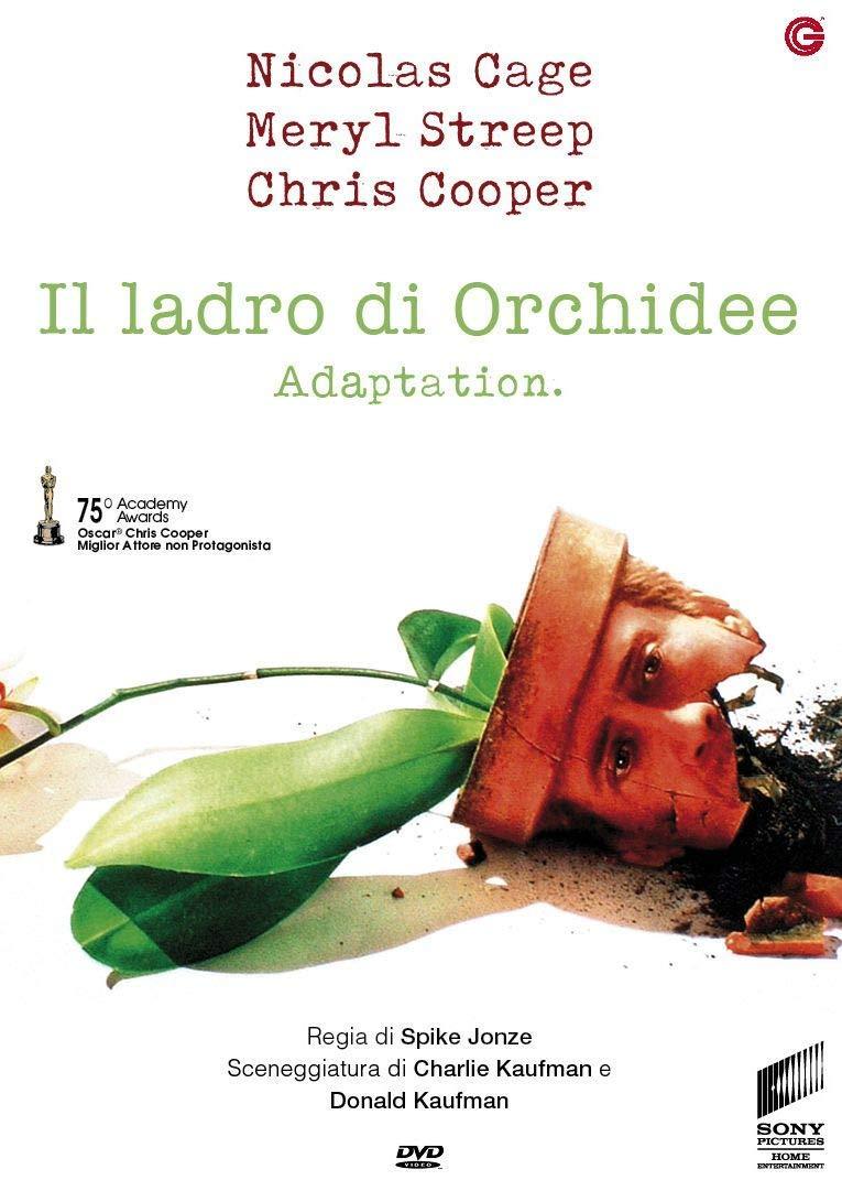 IL LADRO DI ORCHIDEE (DVD)