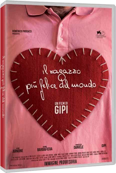 IL RAGAZZO PIU' FELICE DEL MONDO (DVD)