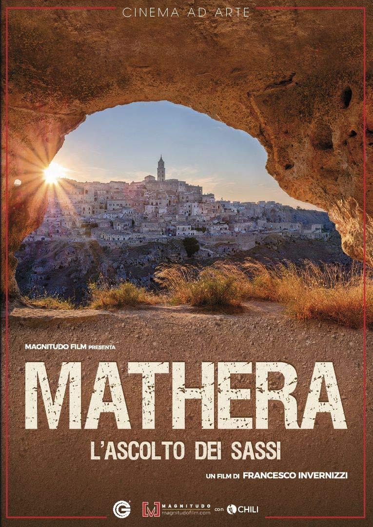 MATHERA - L'ASCOLTO DEI SASSI (DVD)