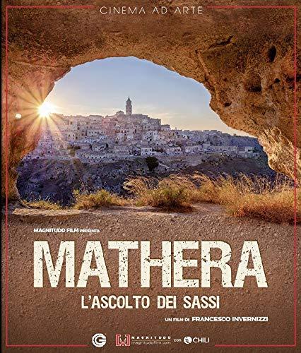 MATHERA - L'ASCOLTO DEI SASSI - BLU RAY