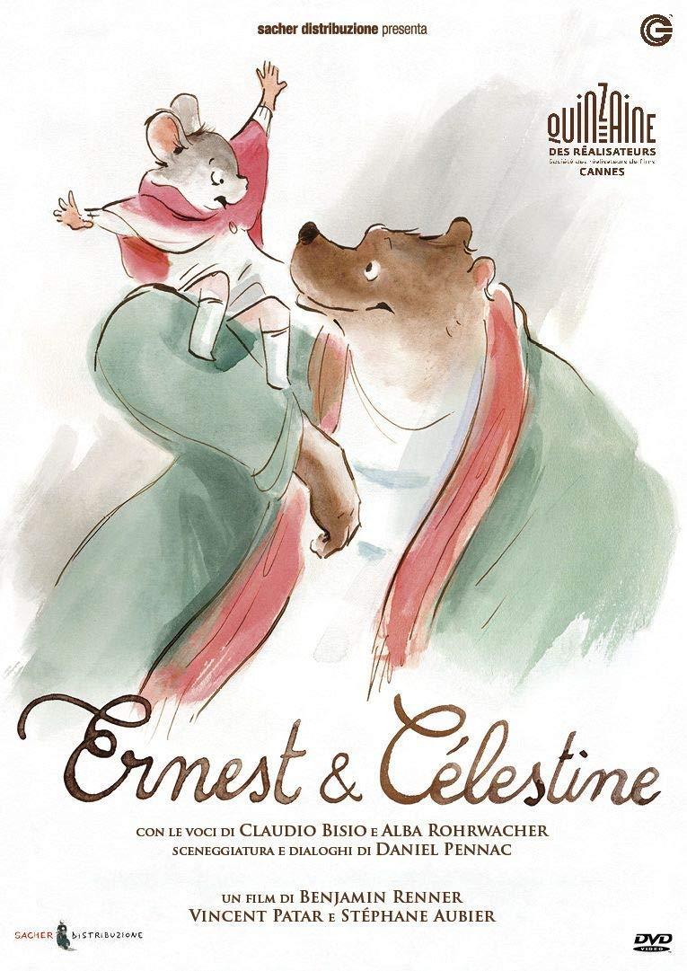ERNEST & CELESTINE (DVD)