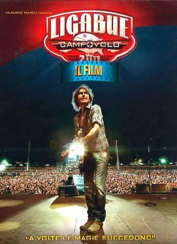 LIGABUE - CAMPOVOLO 2011 - IL FILM (DVD)
