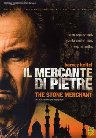 IL MERCANTE DI PIETRE (DVD)