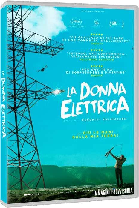 LA DONNA ELETTRICA (DVD)