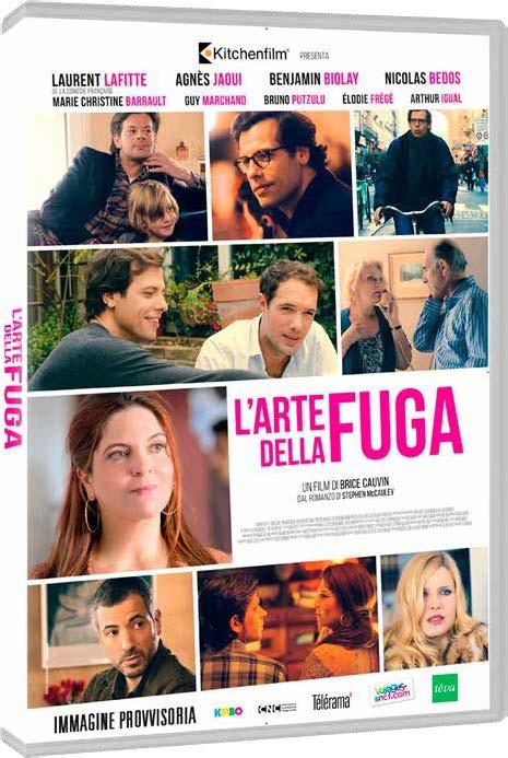 L'ARTE DELLA FUGA (DVD)