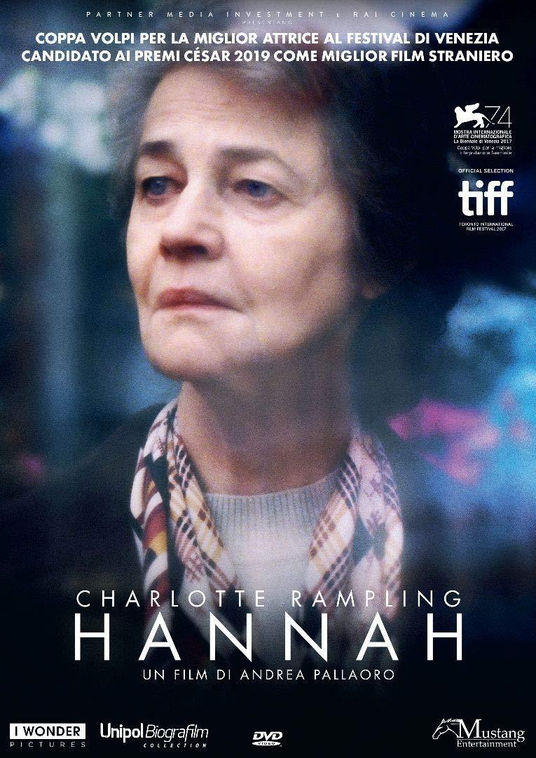 HANNAH - 2017 (DVD)