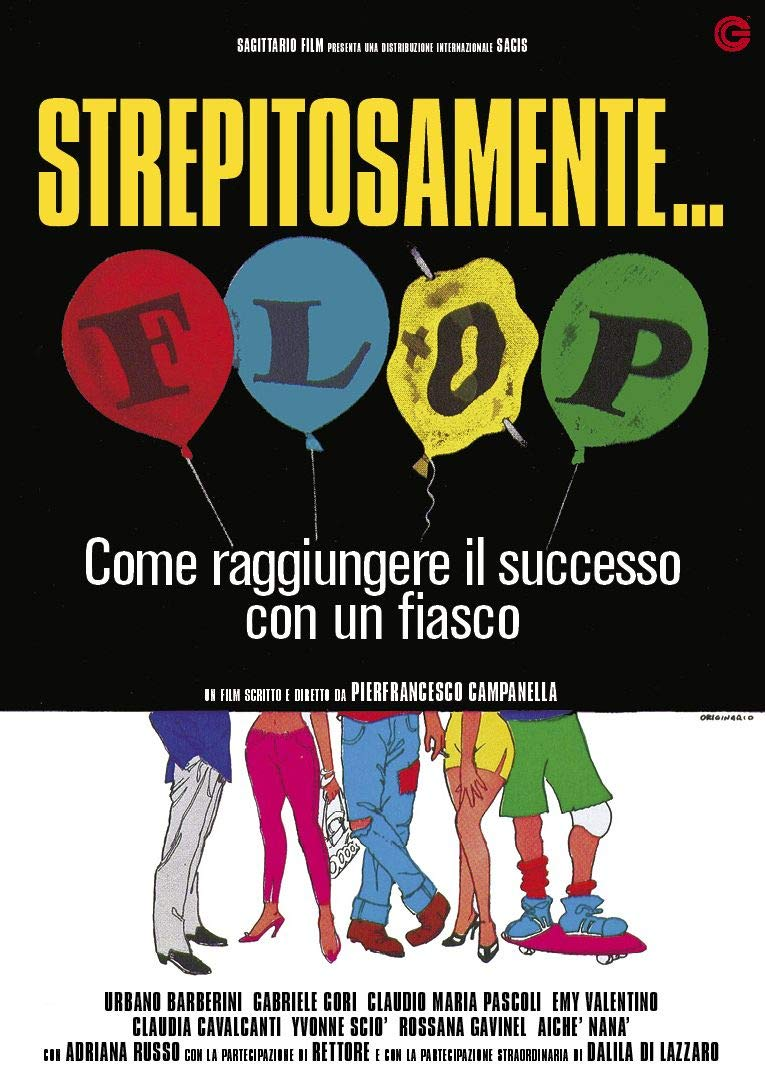 STREPITOSAMENTE FLOP (DVD)
