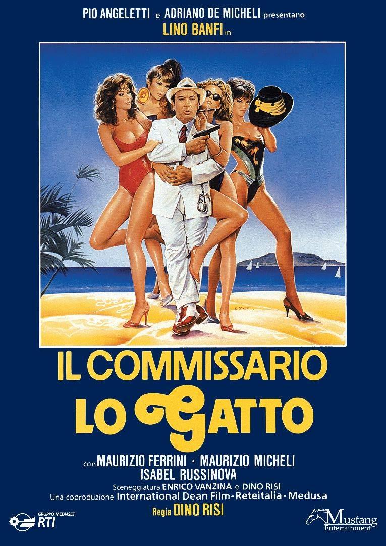 IL COMMISSARIO LO GATTO (DVD)