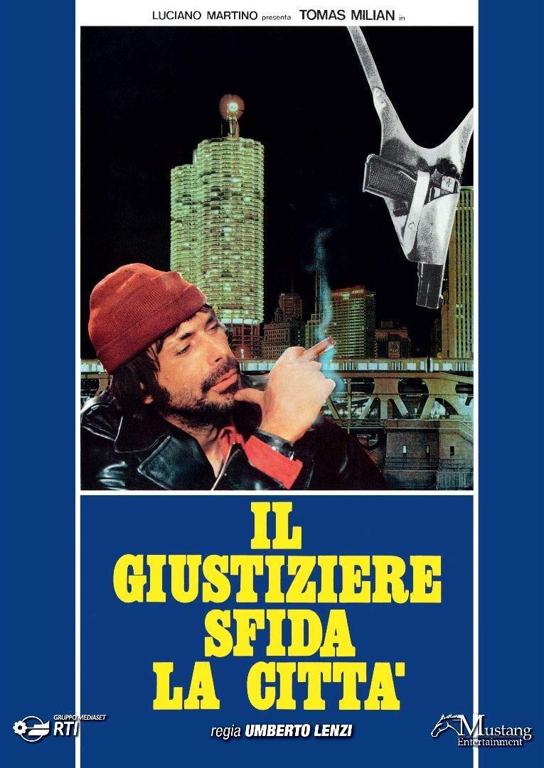 IL GIUSTIZIERE SFIDA LA CITTA' (DVD)