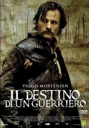 IL DESTINO DI UN GUERRIERO (DVD)