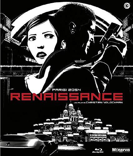 RENAISSANCE - BLU RAY