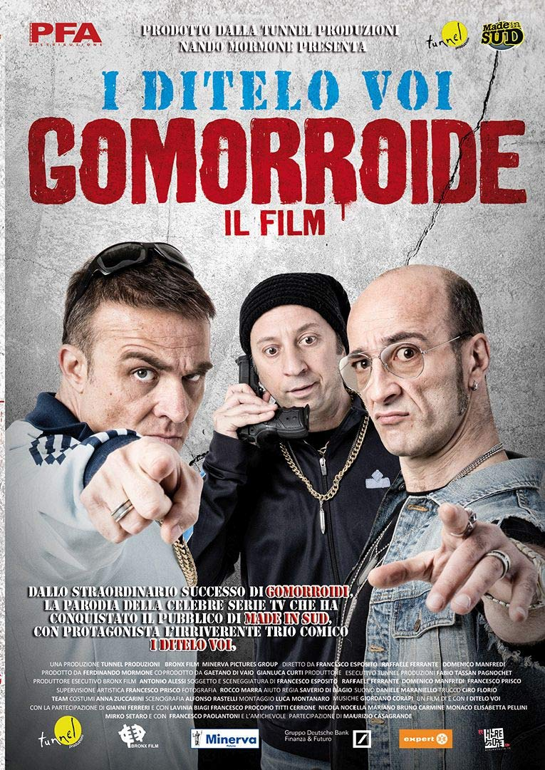 GOMORROIDE - IL FILM (DVD)