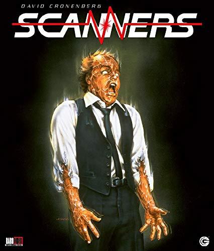 SCANNERS - BLU RAY