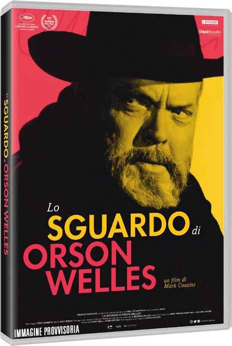 LO SGUARDO DI ORSON WELLES (DVD)