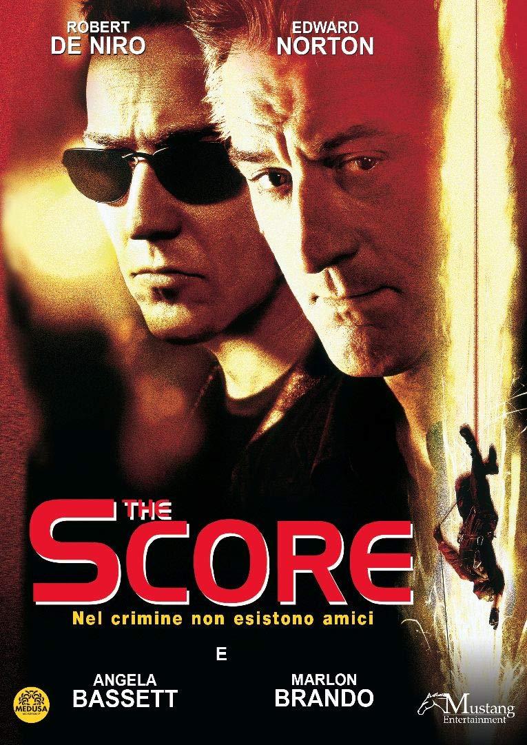 THE SCORE (DVD)