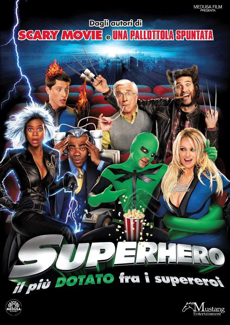 SUPERHERO - IL PIU' DOTATO DEI SUPEREROI (DVD)