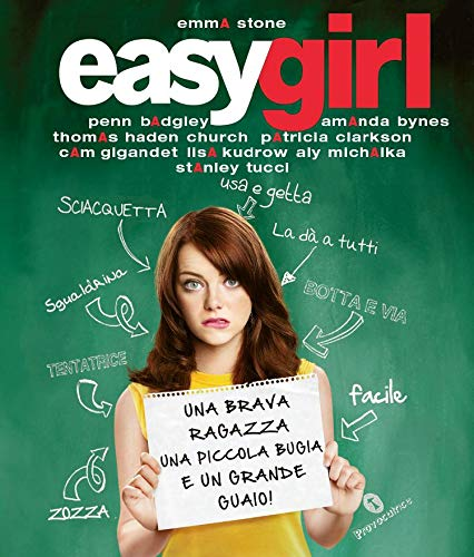 EASY GIRL - BLU RAY
