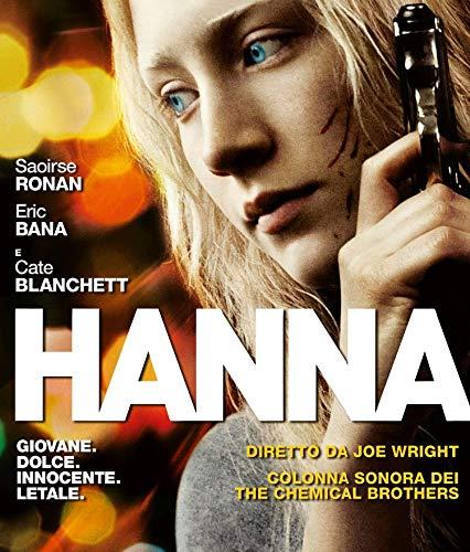 HANNA - 2011 - BLU RAY