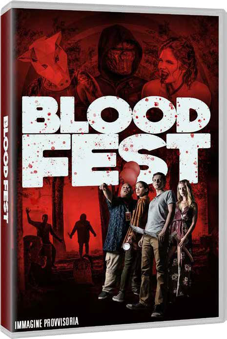 BLOOD FEST (DVD)
