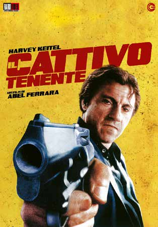 IL CATTIVO TENENTE - BLU RAY