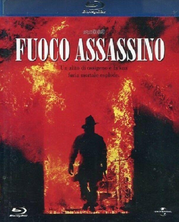 FUOCO ASSASSINO - BLU RAY