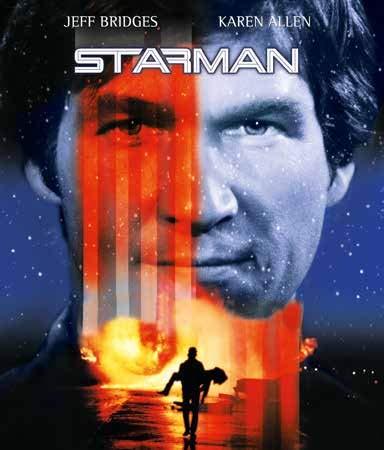 STARMAN - BLU RAY