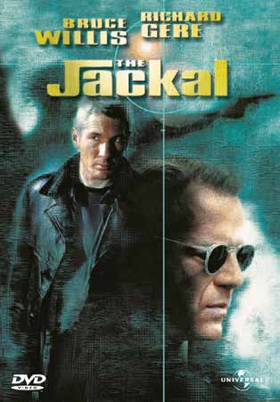 THE JACKAL (DVD)