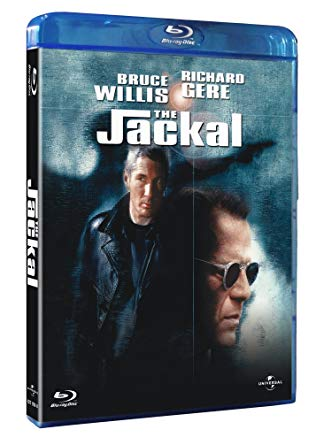 THE JACKAL - BLU RAY