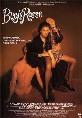 BUGIE ROSSE (DVD)