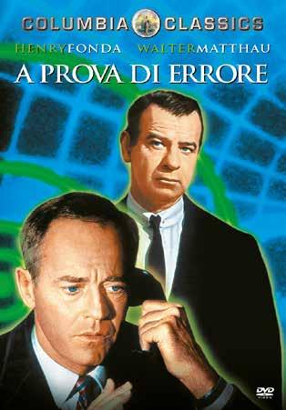 A PROVA DI ERRORE (DVD)