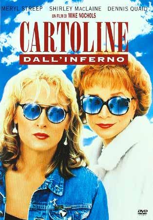 CARTOLINE DALL'INFERNO (DVD)