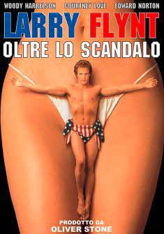 LARRY FLYNT - OLTRE LO SCANDALO (DVD)