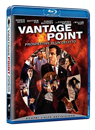 VANTAGE POINT - PROSPETTIVE DI UN DELITTO - BLU RAY