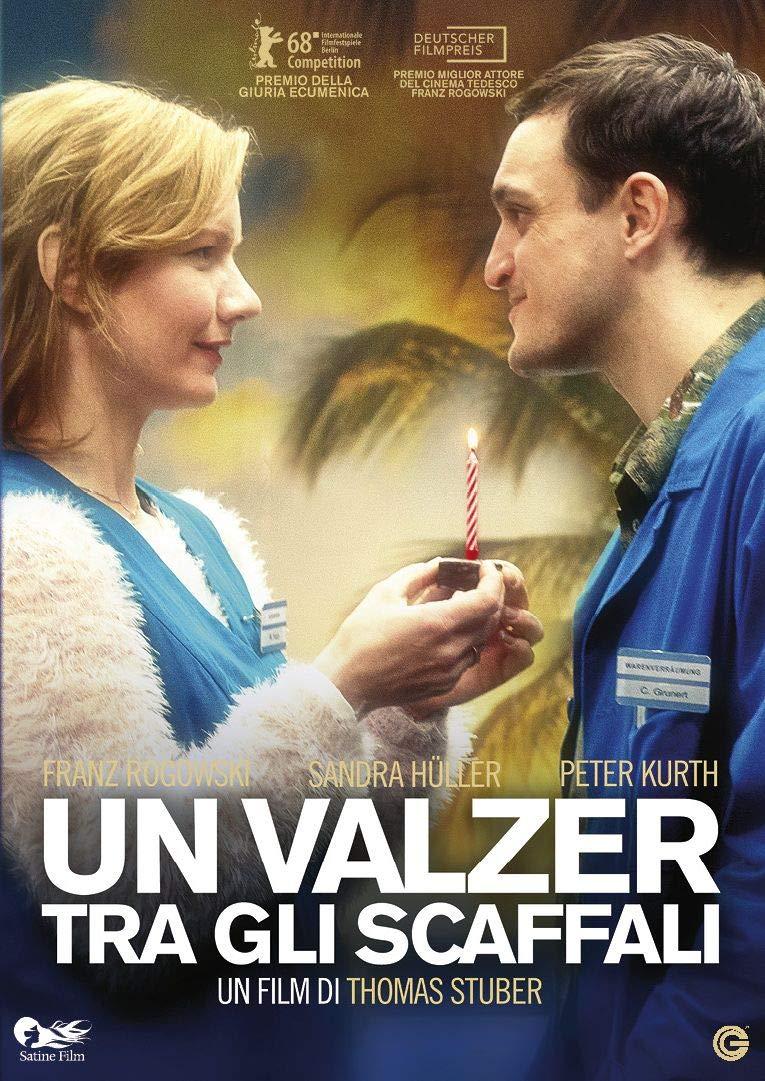 UN VALZER TRA GLI SCAFFALI (DVD)