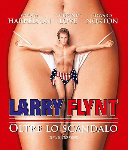 LARRY FLYNT - OLTRE LO SCANDALO - BLU RAY