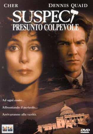 SUSPECT - PRESUNTO COLPEVOLE (DVD)